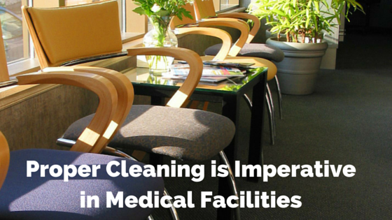 Frequent Carpet and Tile Cleaning is Imperative in Medical Facilities – Particularly during Flu Season! Cincinnati Relies on us!