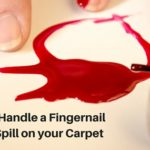 How to Handle a Fingernail Polish Disaster