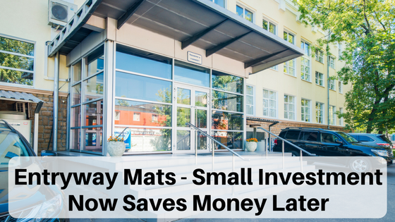 Entryway Mats – Small Investment Now Saves Money Later